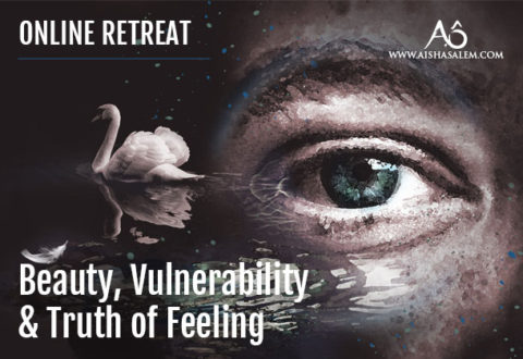 16-18 Nov 2018: Online Retreat; Vulnerability & Feeling
