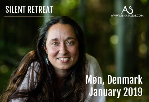3-6 Jan 2019: New Years Retreat on Møn, Denmark