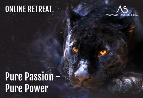 22-24 Feb: Online Retreat Pure Passion – Pure Power