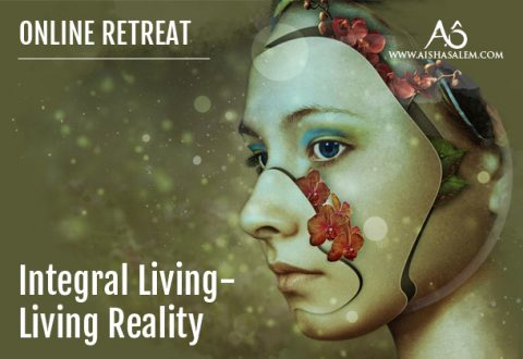 27-29 Sep 2019: Online Retreat Integral Living – Living Reality