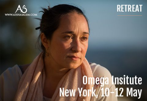 10-12 May 2019: Retreat Omega Institute, New York