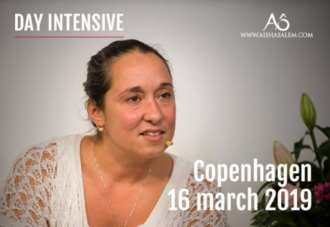 16 Mar 2019: Day Intensive with Aisha – Copenhagen