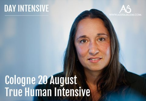 20 August 2019: True Human Intensive, Cologne
