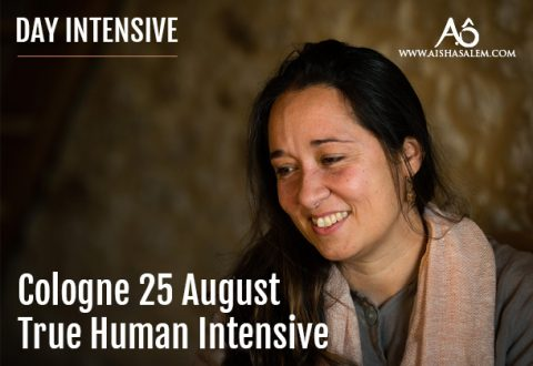 25 August 2019: True Human Intensive, Cologne