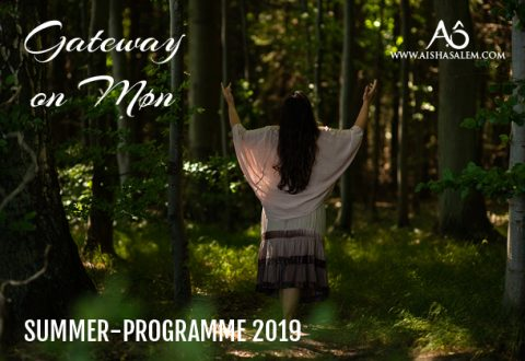 28 July 2019: Teaching in Forest & Wild Nature-Dance